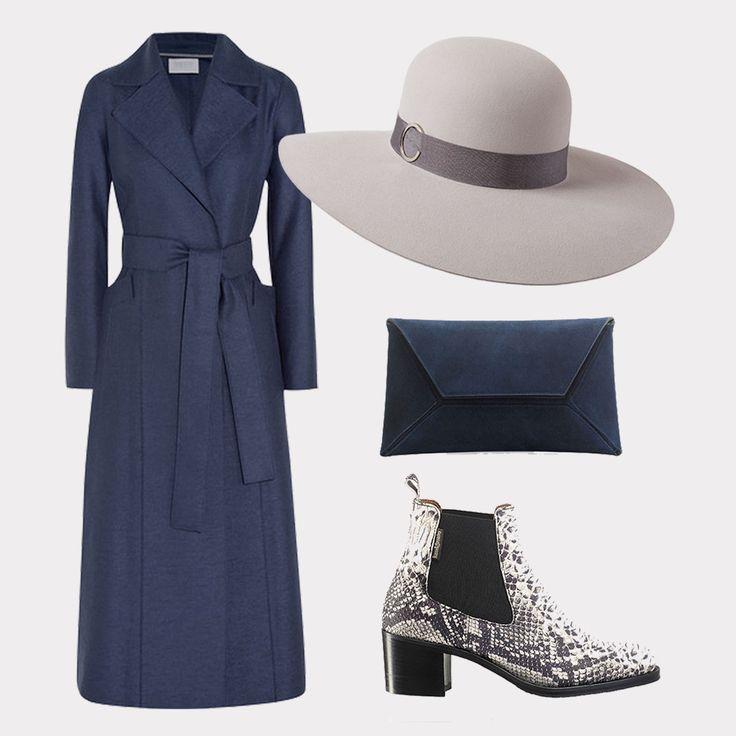Weekend Styling #penmayneoflondon #fedora #hats #accessories #widebrimeed #harryswharflondon #russellandbromley