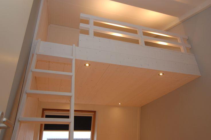 25 beste idee n over kinderen slaapkamer op pinterest ster slaapkamer peuterkamers en - Mezzanine verlichting ...