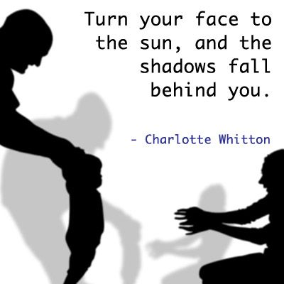 Shadows Falling - Quote of the Day