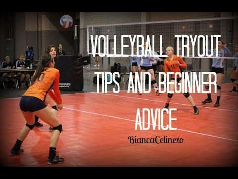 Volleyball tryout tips♡ - http://volleyballhq.net/volleyball-tryout-tips%e2%99%a1/