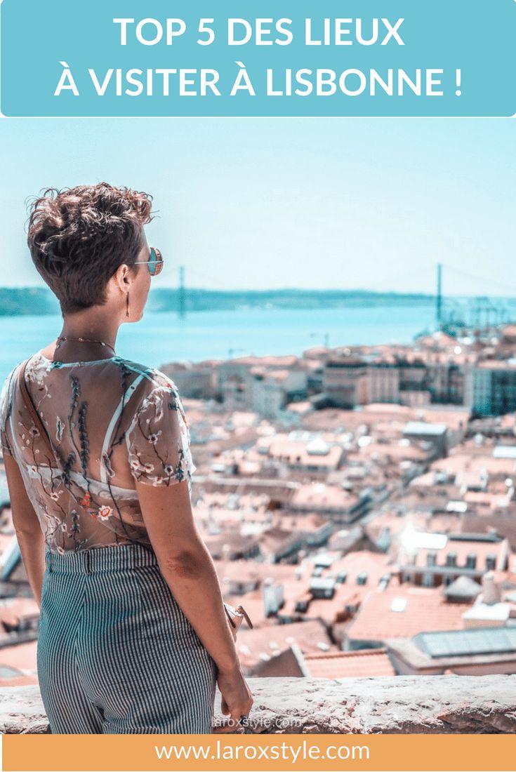 Mon high 5 des lieux à ne pas manquer à Lisbonne