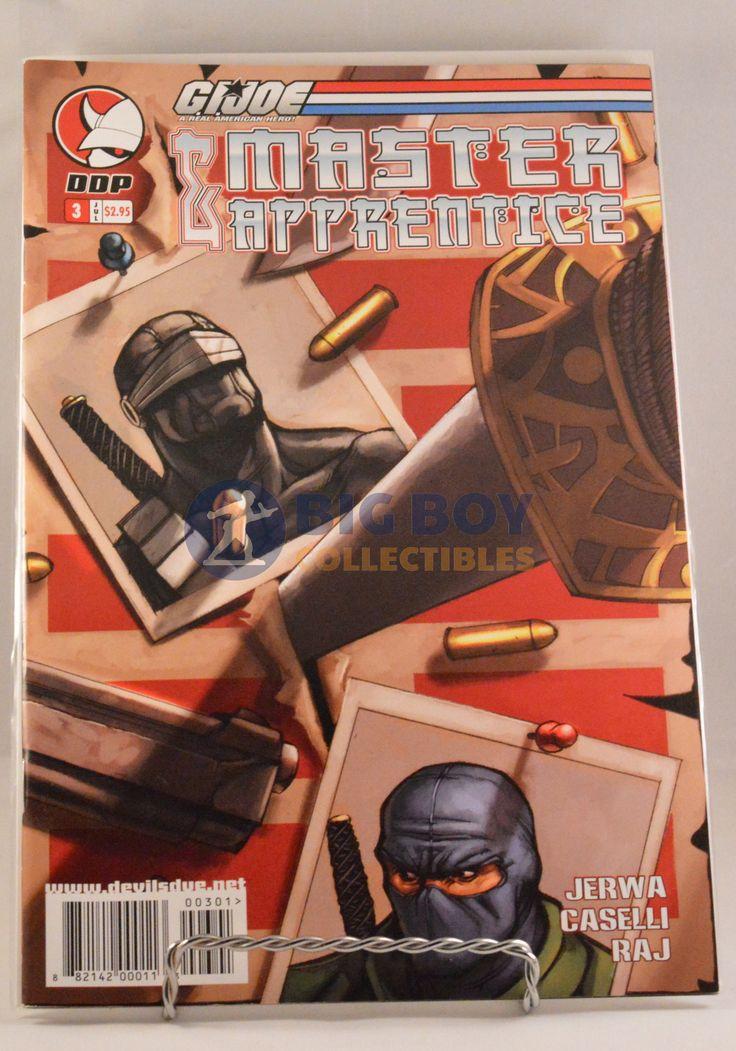 GI Joe Master Apprentice (2004 DDP) #3
