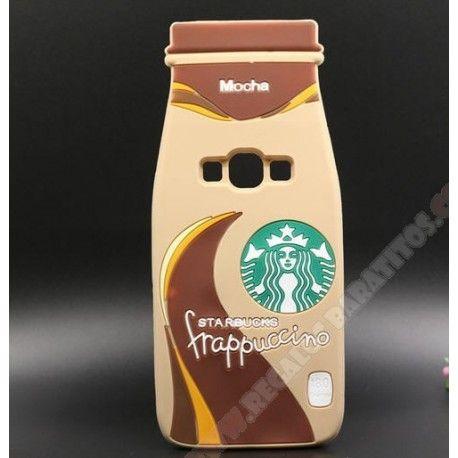 Divertida Carcasa diseño 3D botella de leche para Samsung Galaxy j5