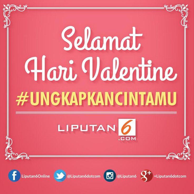 Selamat Hari Valentine..