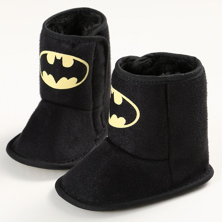 >> Click to Buy << Baby First Walkers Baby Boots Cute Cartoon Batman Soft Bottom Boots for Kids #Affiliate