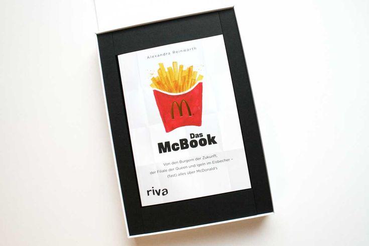 Es gibt etwas zu gewinnen! Alle Infos findest Du hier: http://www.kommandokarottenbrei.de/mcbook/ #Werbung #McBook #McDonalds