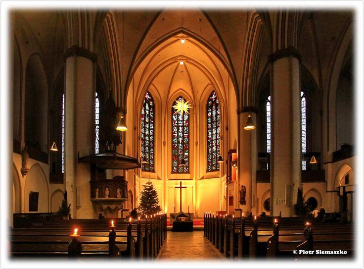 Hamburg -- Hauptkirche Sankt Petri - germany