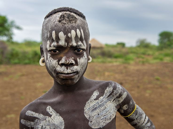 African boy nude naked tribe #7