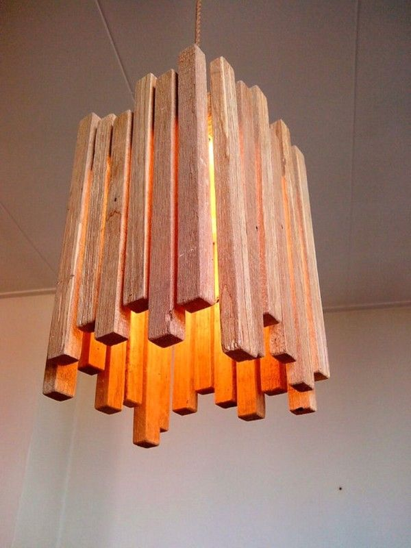 54 Beautiful Diy Wood Lamps And Chandeliers That Will Light Up Your Home Wooden Lamps Design Wood Light Fixture Wood Lamps