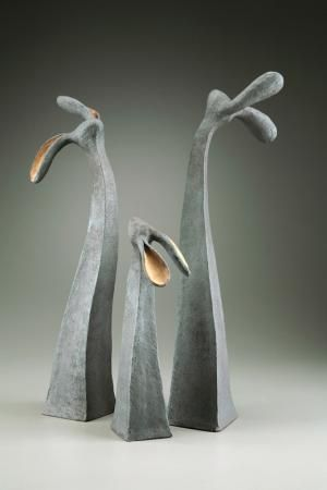 Sharon Stelter: 4-Sided Rabbits