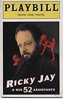 Magician Ricky Jay...