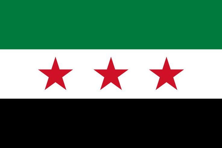 Flag of Syria - Wikipedia
