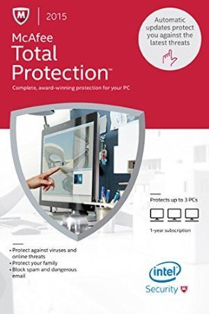 McAfee Total Protection 2015 - 3 PCs [Online Code] - http://www.xeonsoft.net/computer-security/internet-security/mcafee-total-protection-2015-3-pcs-online-code-com/