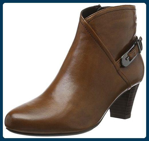 Gerry Weber Shoes Damen Kate 11 Kurzschaft Stiefel, Braun (Cognac 347), 38 EU - Stiefel für frauen (*Partner-Link)