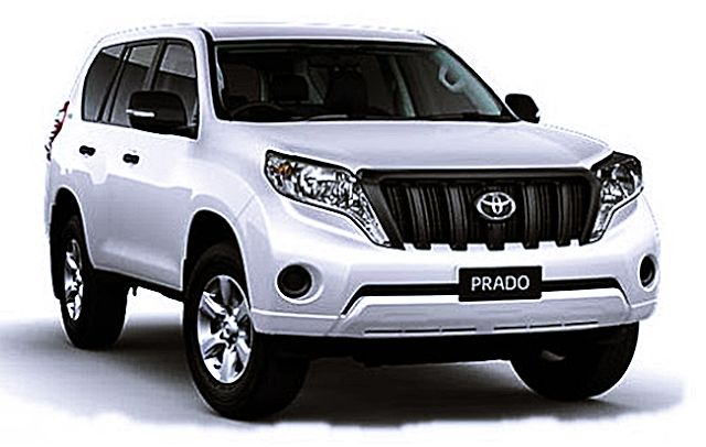 Toyota company has set a number of upgrades for the Land Cruiser Prado SUV. Main changes the flagship SUV will get, will be the presence in  the line of engines of a totally new borrowed from the new generation  Toyota Hilux pickup 2.8-L turbo diesel engine.