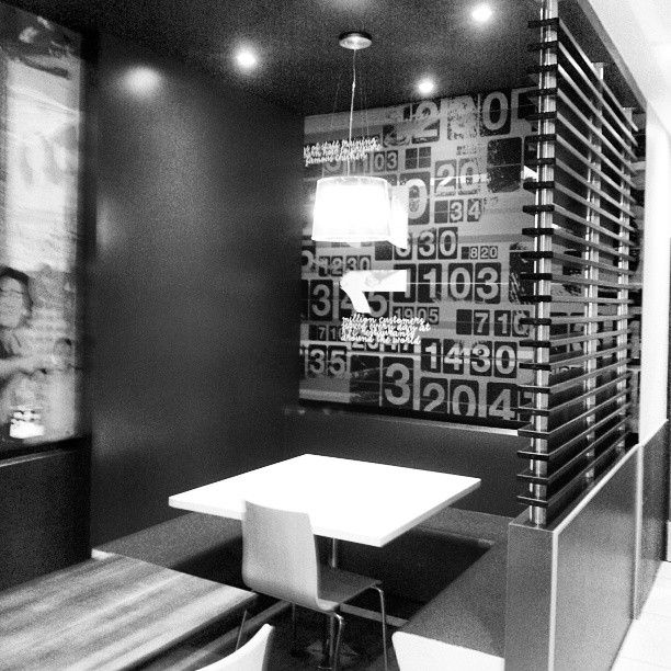 KFC Lister House interior