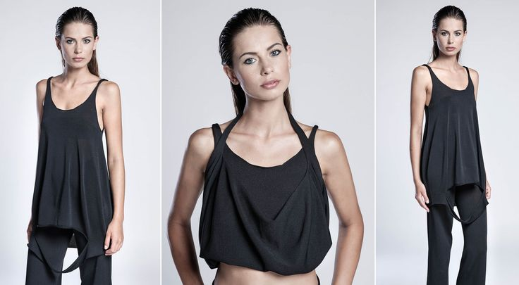 #SS15 #terrealtestyle #handmade #madeinitaly #luxury #knitwear #clothes #fashion #style Eyelet top