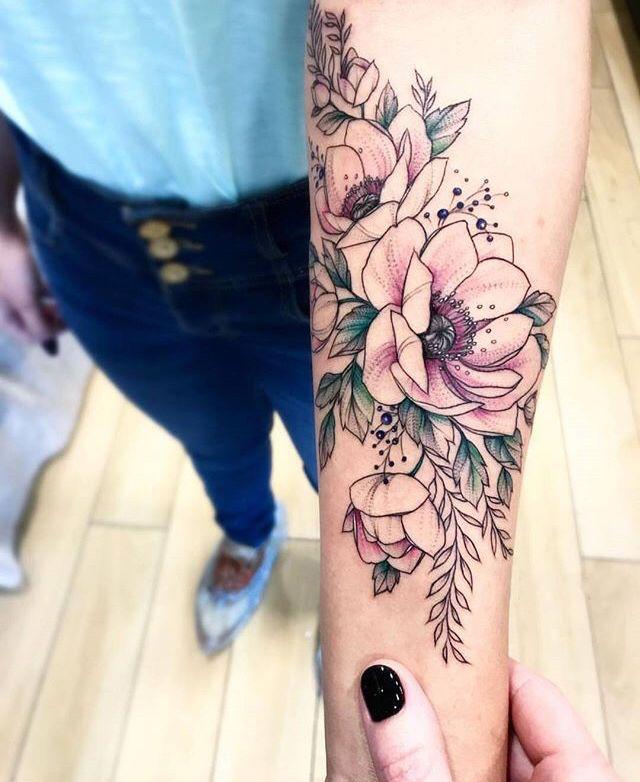 Flower Flores Rosas