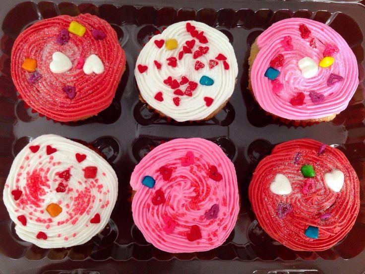 Mis cajitas de cupcakes