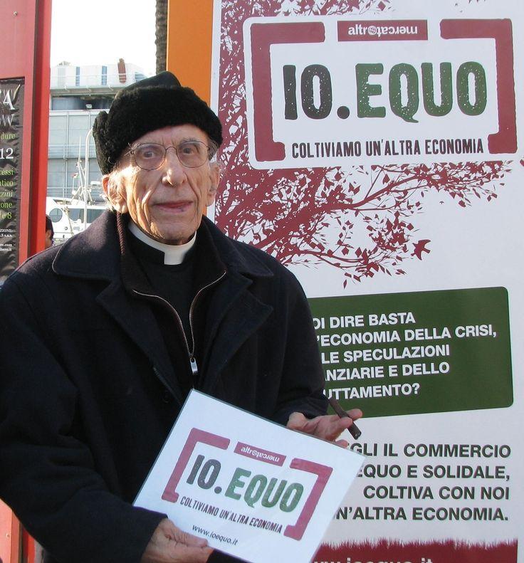 Don Gallo  http://www.altromercato.it/ioequo/sostenitori