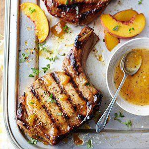 Just Peachy Marinade Recipe