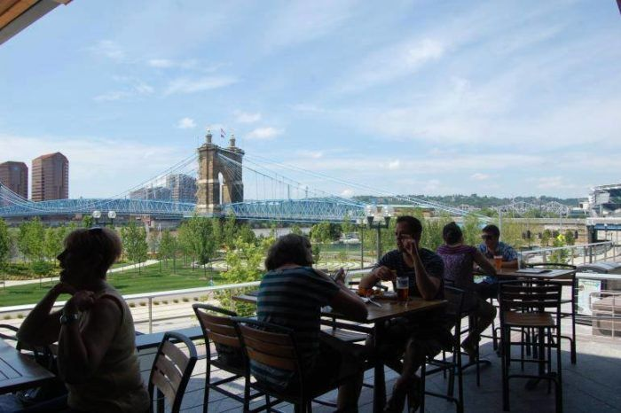 9 Cincinnati Restaurants Right On The River That You're Guaranteed To Love