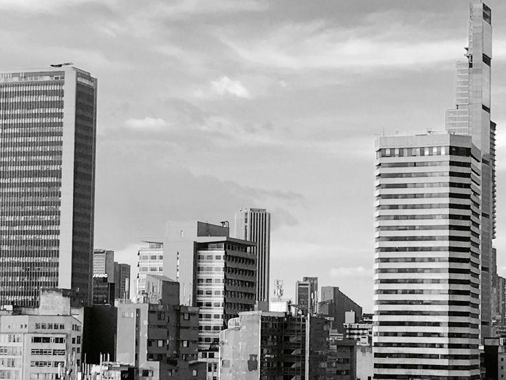 Ciudad de Bogotá- Fotografía Angelica Ayala
