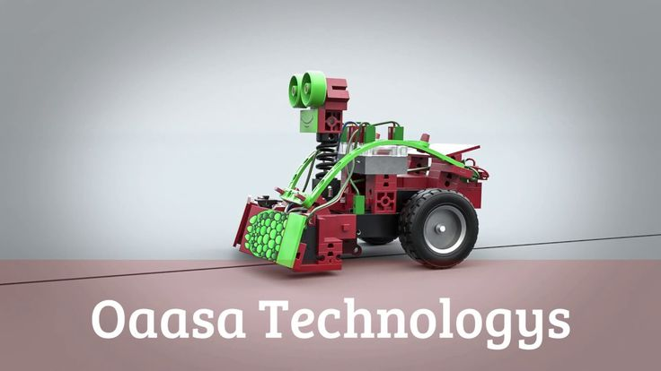 OAASA Technologys - Robotic Programming Institute
