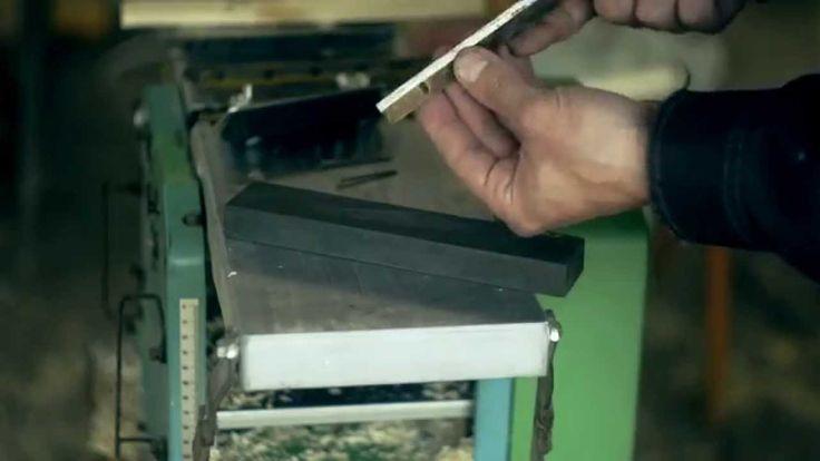 Заточка ножей на строгально-рейсмусовый станок.