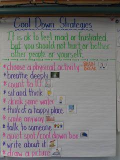 cool down strategies habit #1