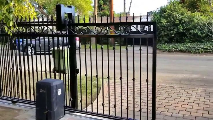 Van Nuys Wrought Iron Sliding Gate| Mulholland Security Los Angeles 1.800.562.5770 Not just in Van Nuys but at https://gateslosangeles.com we show you gates that we have installed throughout Los Angeles County.  Gates Los Angeles is a  division of Mulholland Security Centers Inc. We have been in the security business for over 20 years and have fabricated and installed security gates for hundreds of Southland families and businesses. We now have offices in North Hollywood and in Malibu. Many…