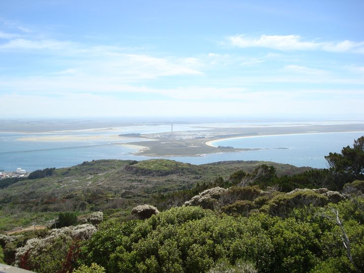 A view from on top of Bluff Hill Southland, New Zealand By www.silberhorn.co.nz  #travel #nz #nztravel #silberhorn