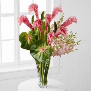 Alluring Luxury orchid & Ginger Bouquet.