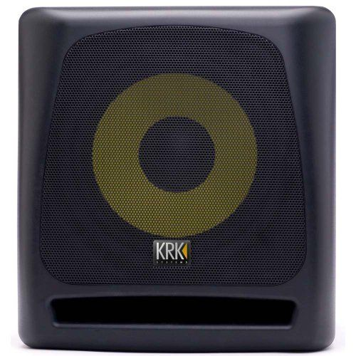 """Brand New KRK Krk10s 10"""" 225 Watt Powered Active Studio Subwoofer with Integrated Crossover by KRK. $399.00. Brand New KRK KRK10S 10"""" 225 Watt Powered Active Studio Subwoofer with Integrated Crossover Features:   A New Standard in Low Frequency Monitoring. For years, KRK subwoofers have been the choice for accurate low frequency monitoring in studios large and small. Now, the KRK10s provides a new standard for even better performance and accuracy, raising the bar on..."""