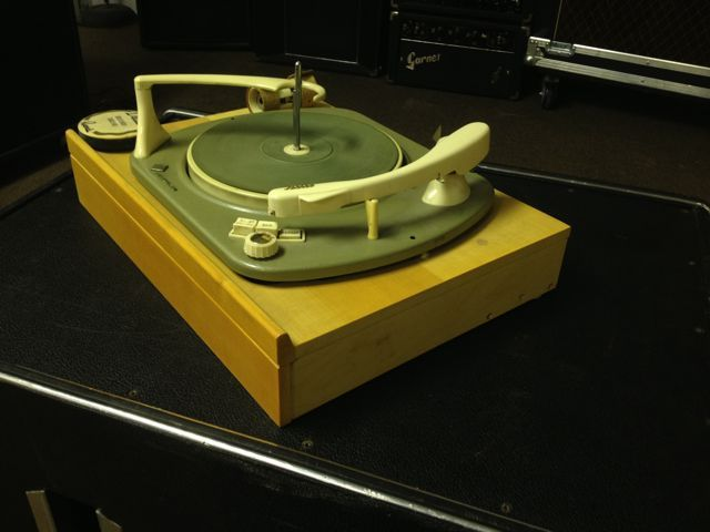 Telefunken Hifi Stereo Set S81 Tube Amplifier Tw562