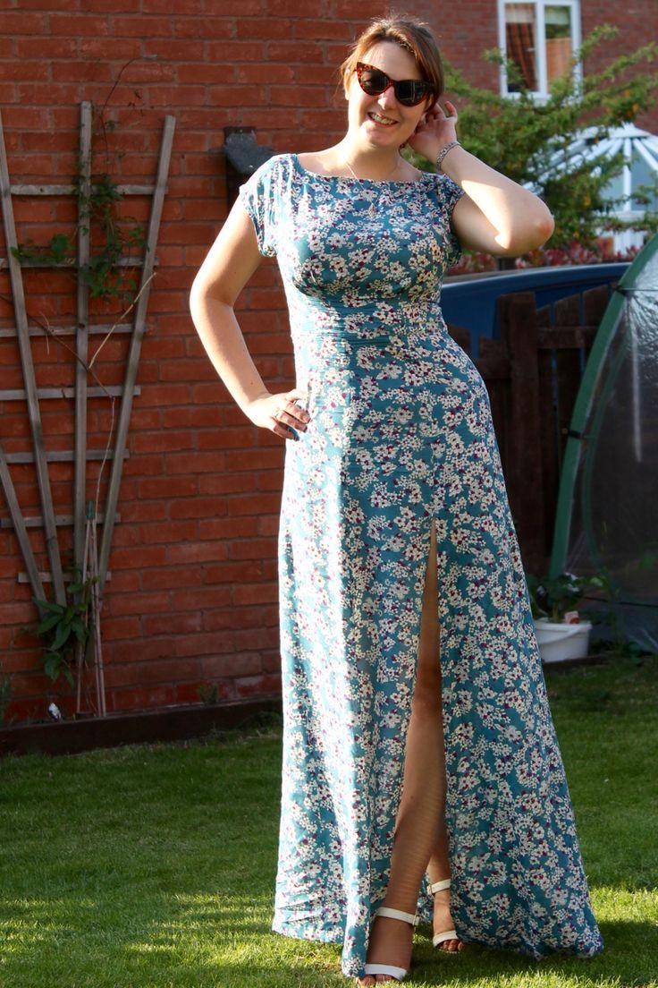 173 besten Anna Dress Bilder auf Pinterest | Schnittmuster, Hand ...