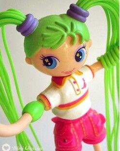Betty Spaghetti dolls #90s toys