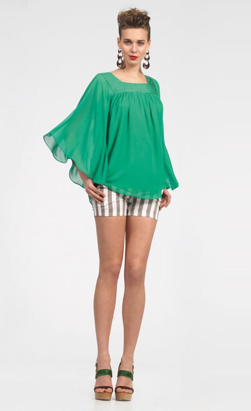 LOOKBOOK SPRING/SUMMER 2013 | Forel Shorts_Product code 442059