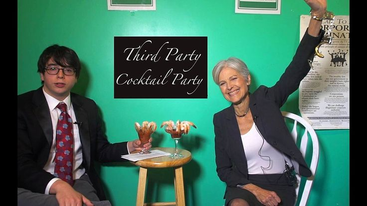 I shot an off-the-wall interview with Green Party presidential candidate Jill Stein. I'm a fan of wacky editing. #Videography