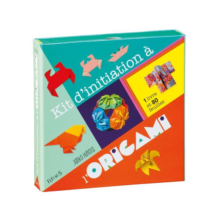 Plier, c'est s'amuser ! Enfin un kit d'origami conçu spécialement pour les débutants à partir de 8 ans ! Chaque modèle est expliqué, étape par étape, et accompagné de dessins précis. Réaliser des pliages étonnants, c'est désormais facile avec le matériel à portée de main et une foule de modèles variés.