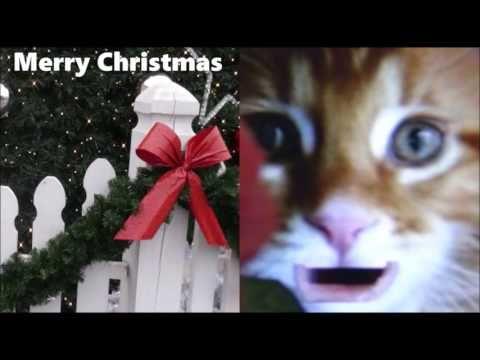 Merry Christmas Greeting Card Animation