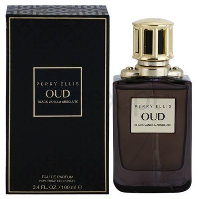 Perry Ellis Oud Black Vanilla Absolute Eau de Parfum unissexo | fapex.pt