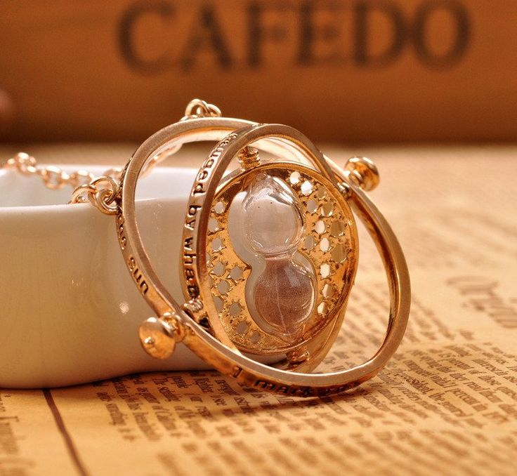 Time Turner Necklace Hourglass Item Type: Necklaces Fine or Fashion: Fashion Necklace Type: Chains Necklaces Length: 45cm Metals Type: Zinc Alloy Shape\pattern: Round Gender: lovers' Style: Vintage Pe