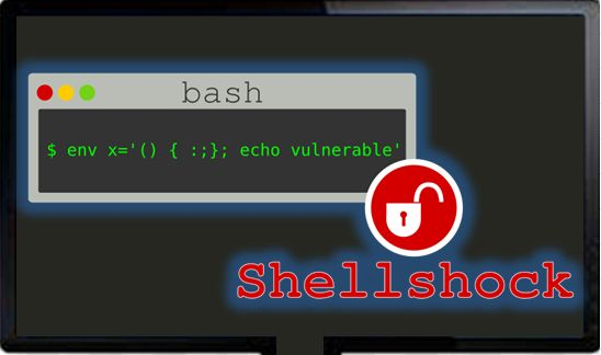 """The Shellshock Bash Vulnerability. Is your Server affected?  ...""""the """"Bash Bug"""" that could affect milions of computers using Linux, Unix, and OS X.""""..."""