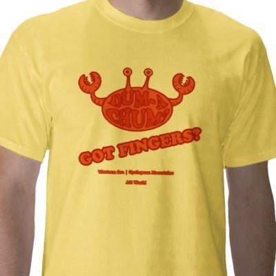 The Dark Tower - Lobstrosity Shirt
