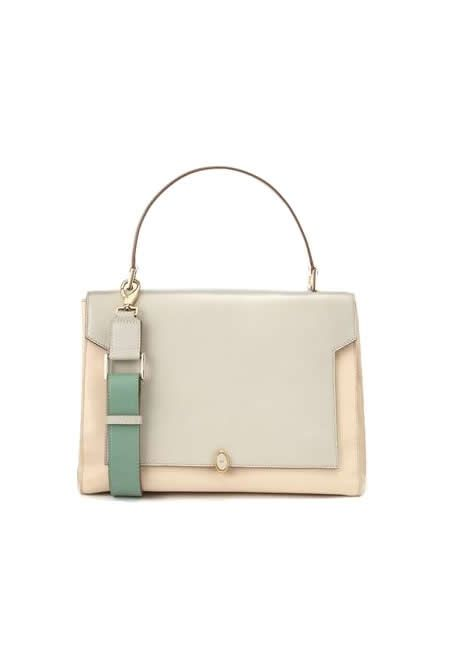 ANYA HINDMARCH Bathurst bow soft satchel   £1,350.00   #ANYA #HINDMARCH #BAG #BATHURST #BOW #SOFT #SATCHEL