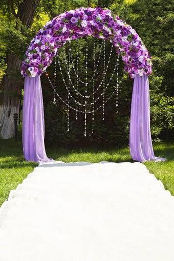 paarse goud bruiloft decoratie - Google zoeken