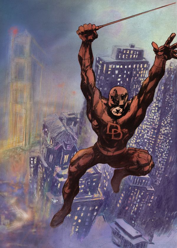 Pin On Marvel Daredevil The Devil Of Hell S Kitchen Displate Posters