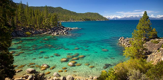 Summer fun in Lake Tahoe