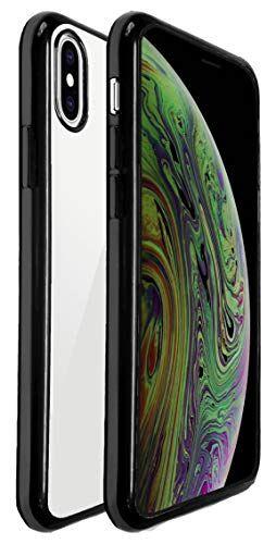8d6e64a5d91 Funda iPhone XS MAX Ultra Delgada Transparente, Protección con TPU  Flexible, Resistente a Caídas